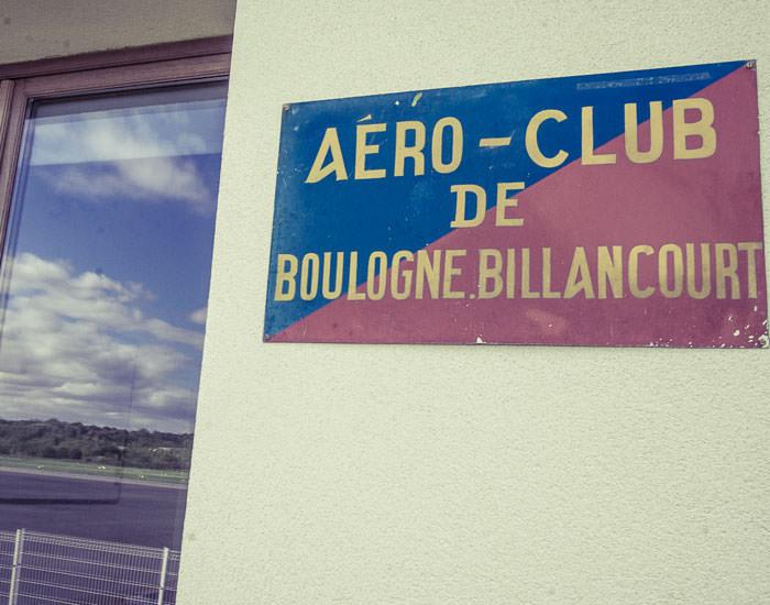 L'aéro-club